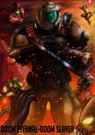 DOOM Eternal-Doom Slayer