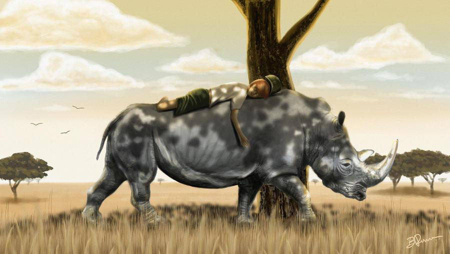 Heavy Sleep! by BrunoSousa