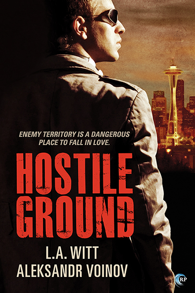 Hostile Ground by LCChase