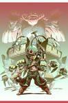Mecha Bomber Cover