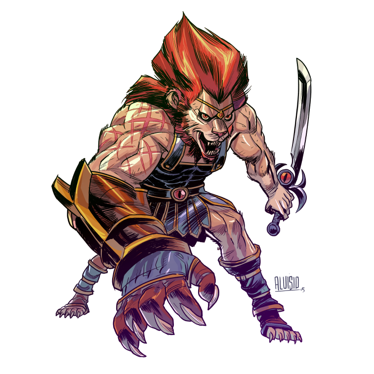 Lion-O by zsabreuser