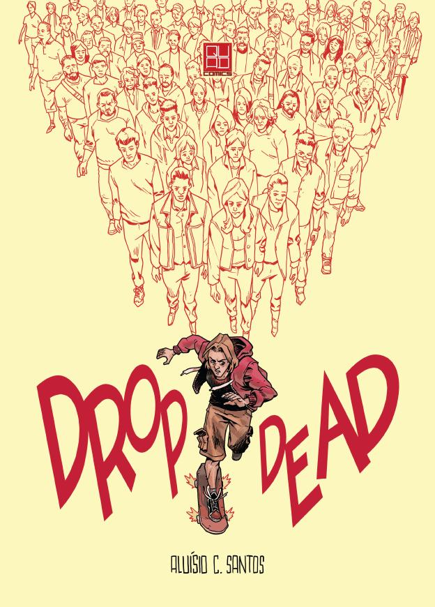 Drop Dead - Cover by zsabreuser