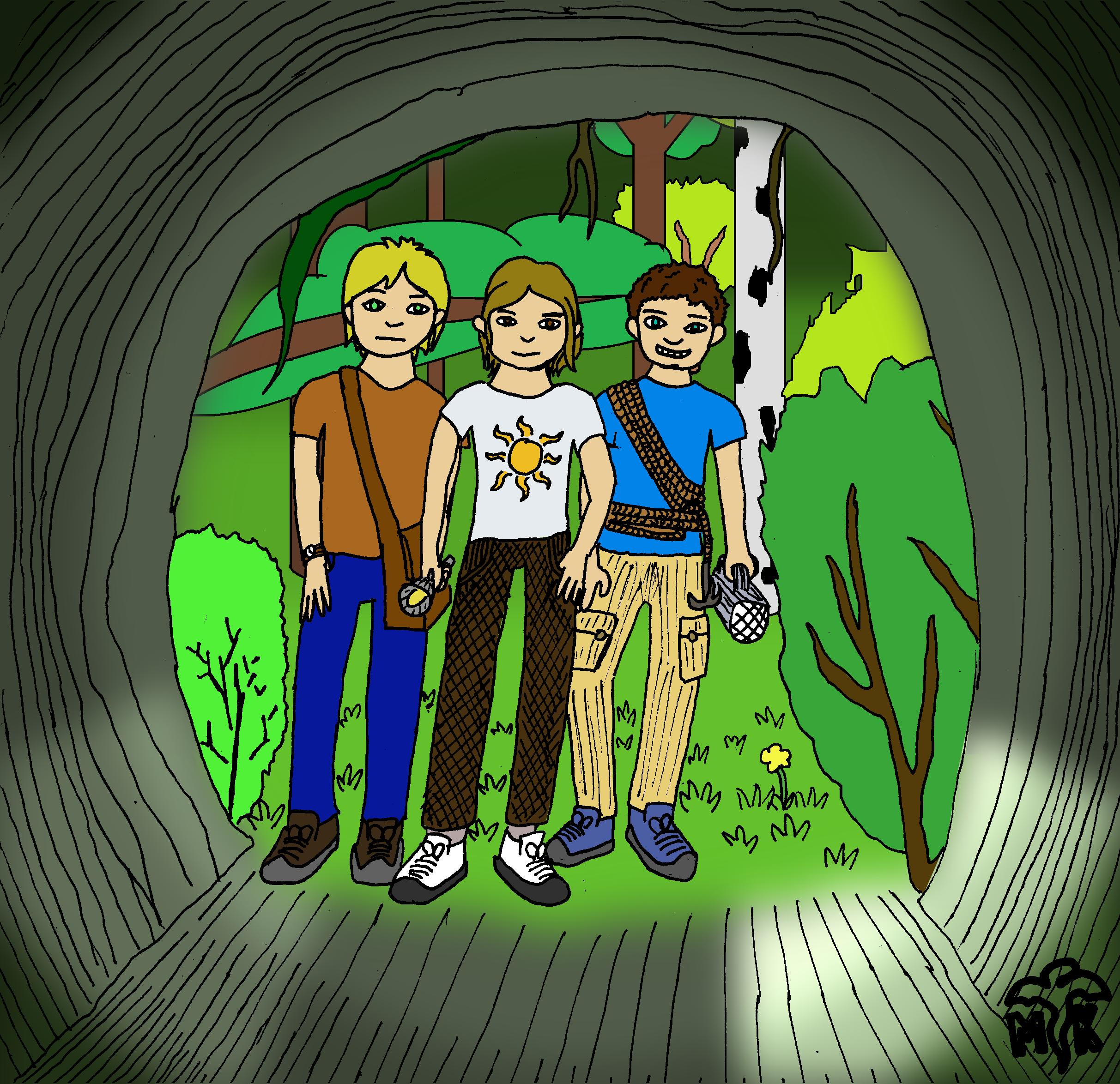 Little Explorers by Ikhael