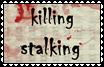 Killing Stalking stamp (Day 16)