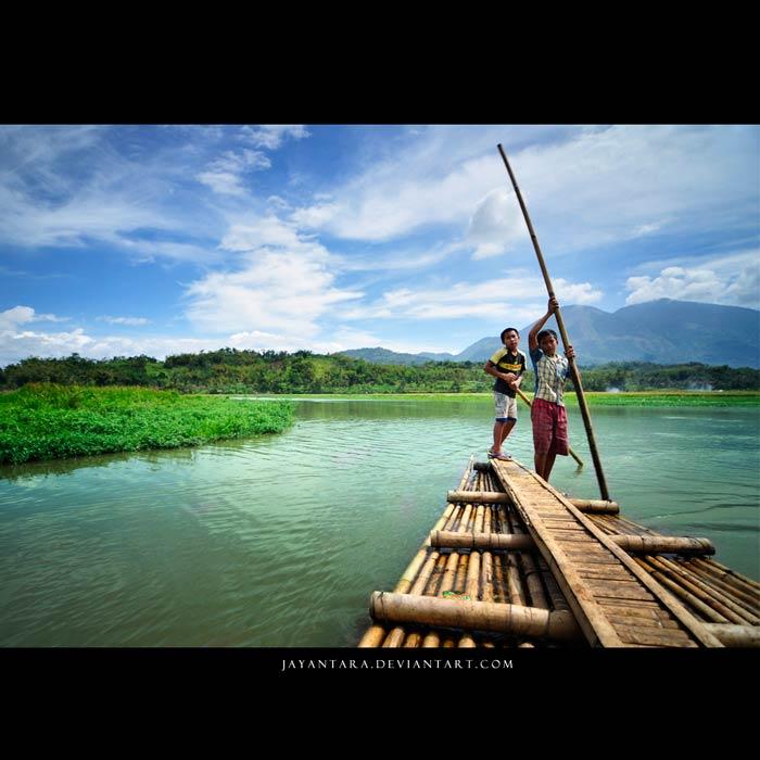 Rakit Cangkuang by Jayantara