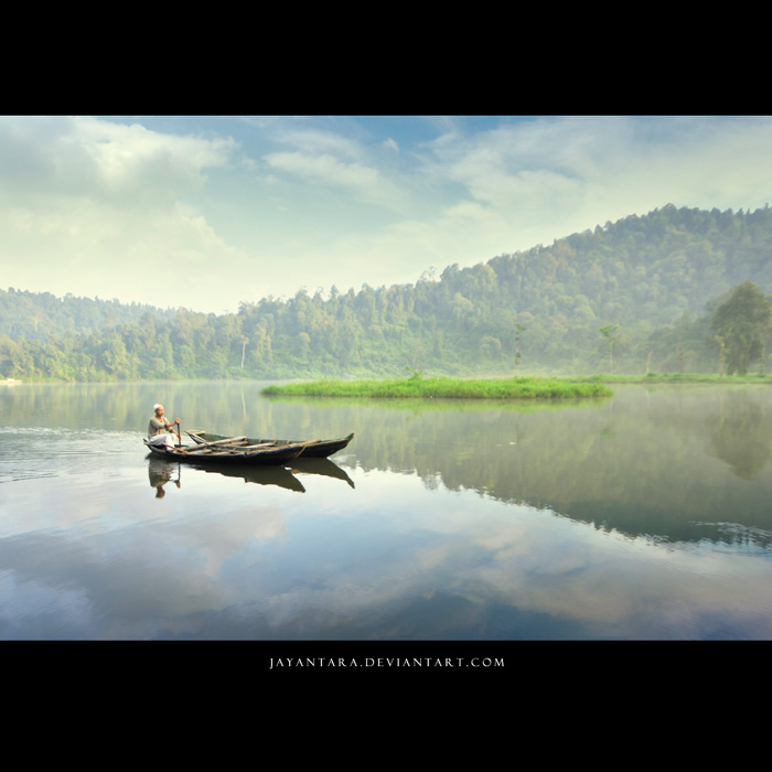 Situ Gunung II by Jayantara