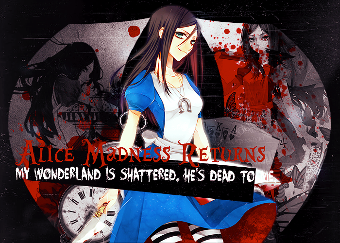 Alice Madness Returns -out- by tutozTAIGA