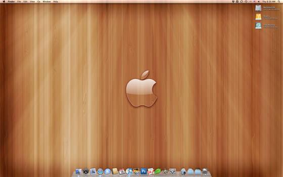 iMac February 2K10 Desktop