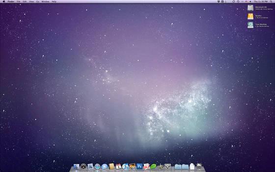 New Mac Pro desktop