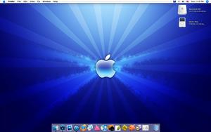 iMac November Desktop by yc