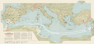 The Phoenician Influences on the Mediterranean