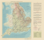 The Movements of the Great Heathen Army in England by Cattette