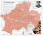 Religious Map of the Carolingian Empire