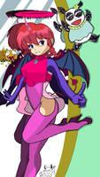 Ranma succubus by NeoPancho