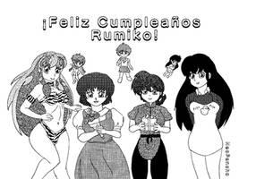 Happy Birthday Rumiko! (2019)