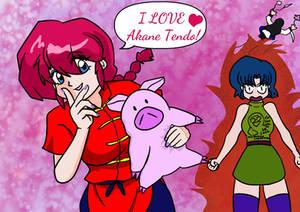 Ranma LOVES Akane