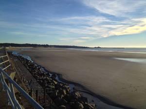 Seaside West of Jersey, near St. Ouen