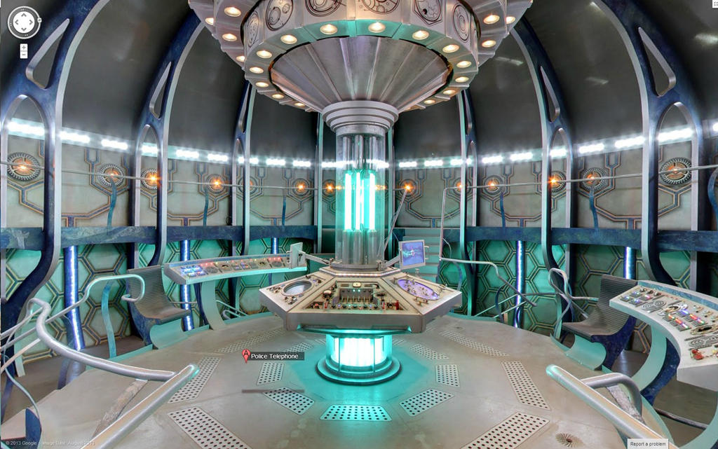 2013 tardis console room by expendable on deviantart