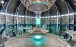 2013 Tardis Console Room