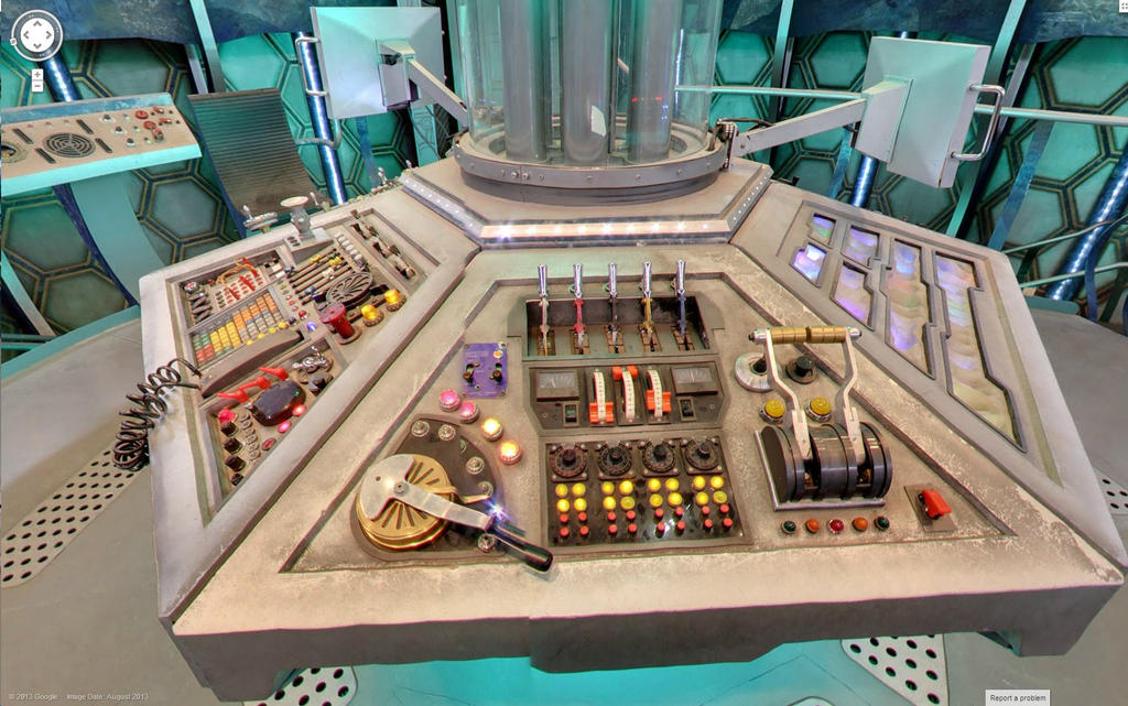 2013 tardis console panel 005 by expendable on deviantart