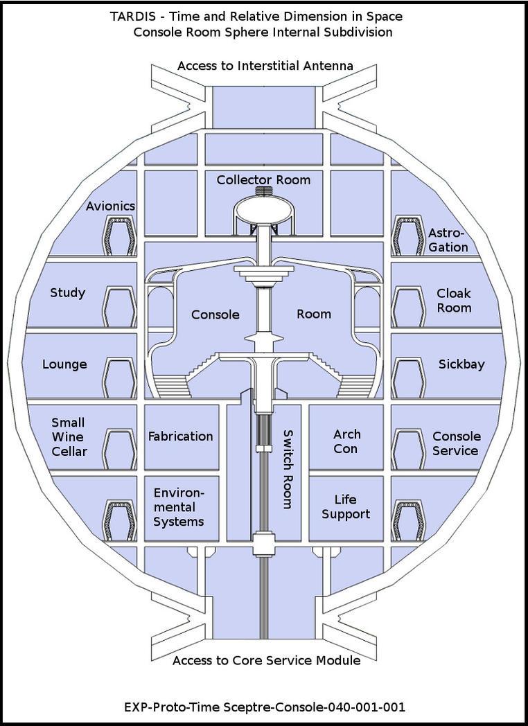 3d Tardis Interior Map - Architecture Modern Idea •