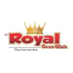 Desain Gambar Logo Royal Umroh Haji by Pixelldesignlogo