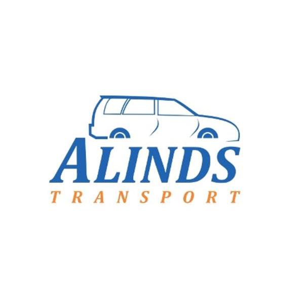 Desain Logo Rental Mobil Alinds Transport by Pixelldesignlogo