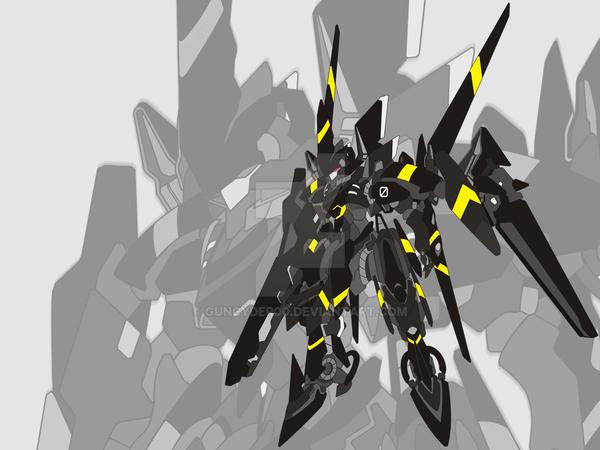 Guncyder Mk III by Guncyder00