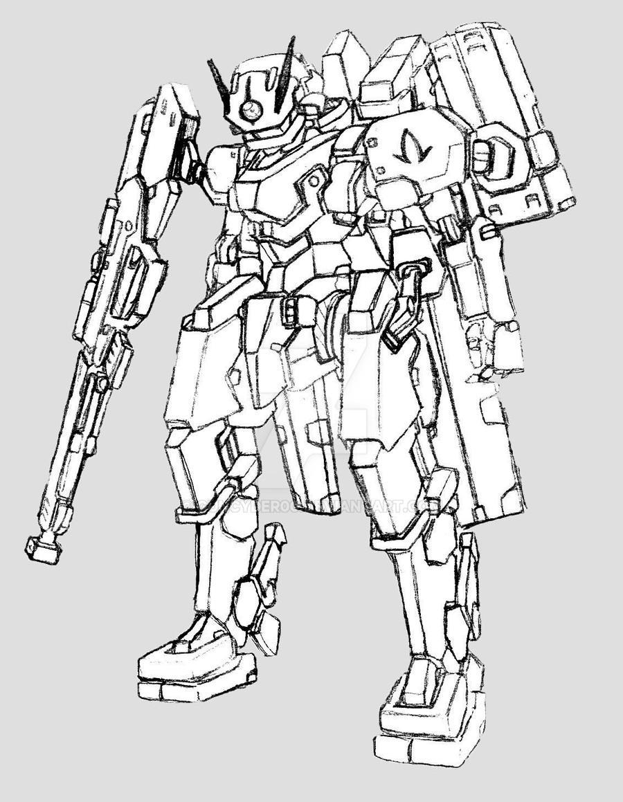 Guncyder ODIN by Guncyder00