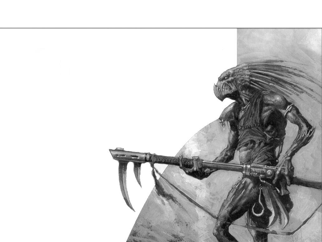 Kroot Tau Background by PirateKingPetin