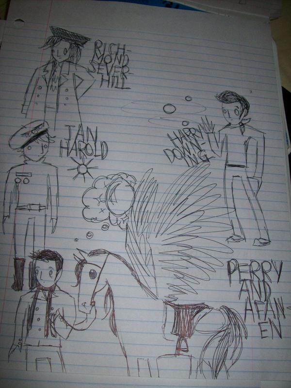 LOL Original Characters