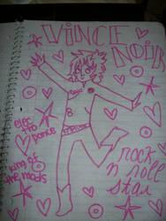Vince Noir