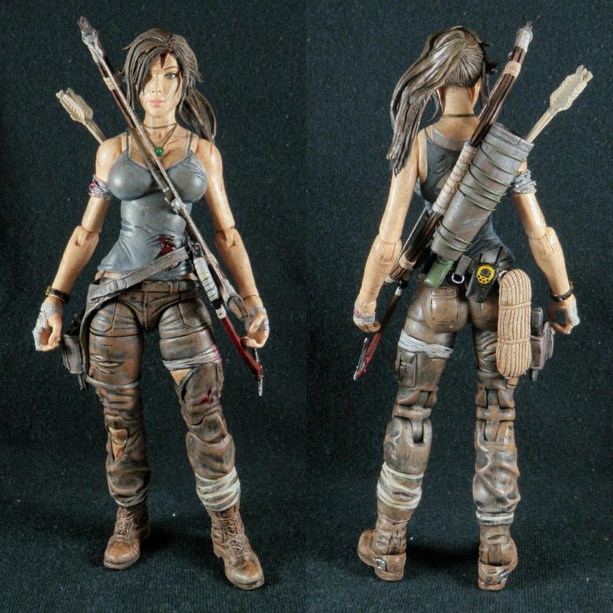 Tomb Raider 2013 Wallpaper: Lara Croft 2013 By BDCdiesel On DeviantArt