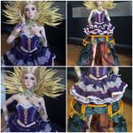 My Iple Isabel Wearing Nalisinko Custom Outfit by MJKKJM