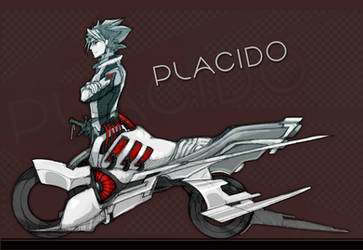 Placido Sketch by Riechstag