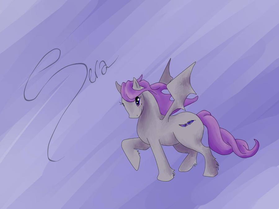 Sera Pony by rocknro8907