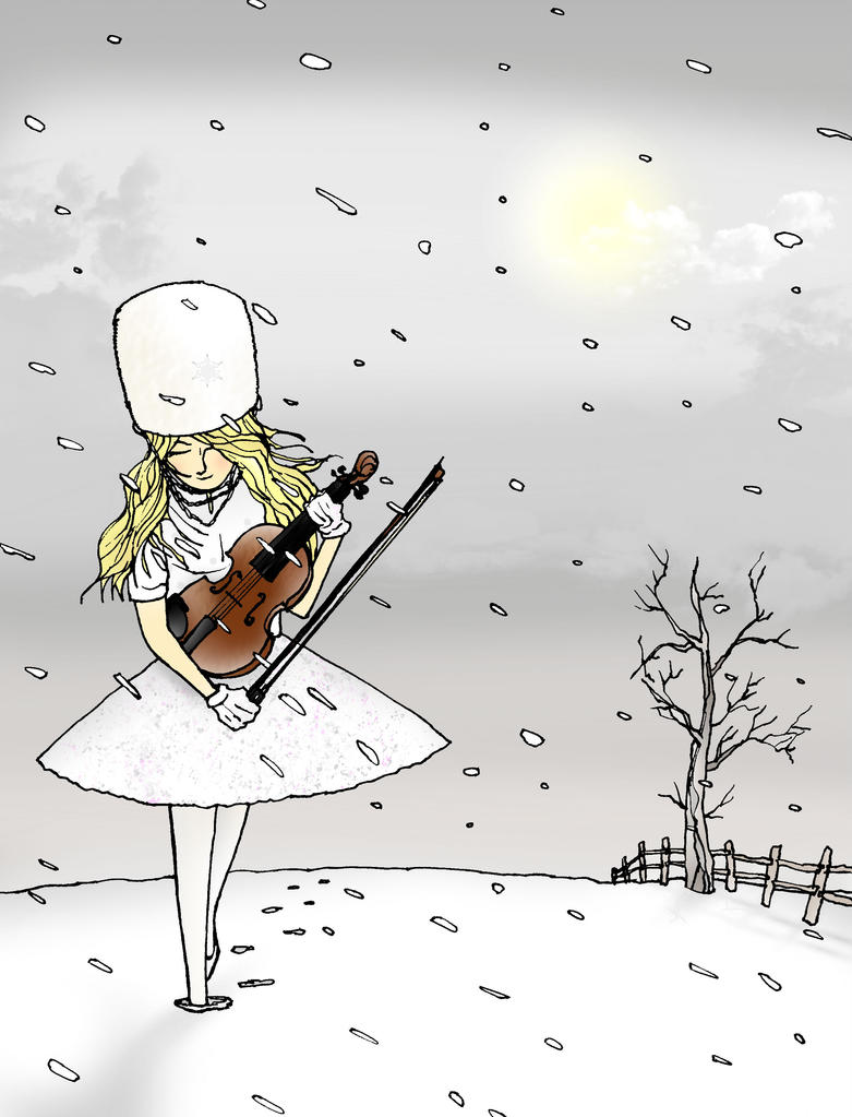 Lindsey Stirling - Warmer in the Winter by Formor