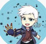 Nero button by TimeSketch