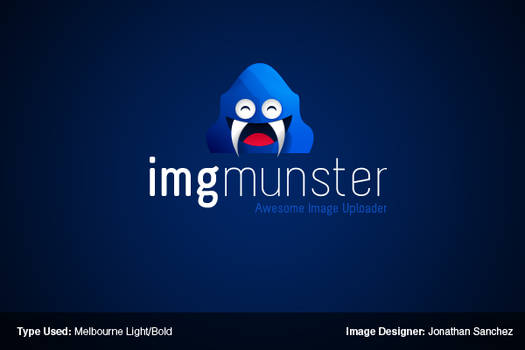 Imgmunster Logo Design