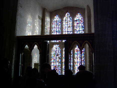 Window in the Wakefield Tower