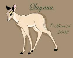 Princess Saynua by Aric414