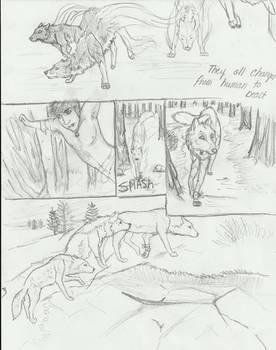 Silent Night-wolf poision pt18