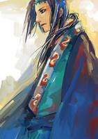 Anotsu Kagehisa by gtako