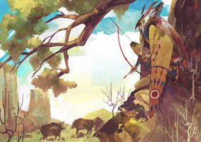 Hunting by gtako