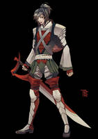 Swordsman by gtako