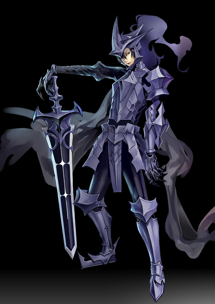 Blackheart Equipment Warrior_by_gtako