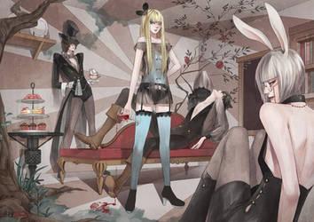 I am Alice by gtako