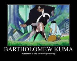One Piece Kuma Motivational