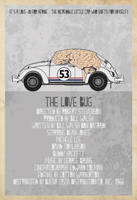Herbie - The love bug POSTER