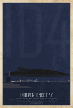 ID4 Independance Day Poster